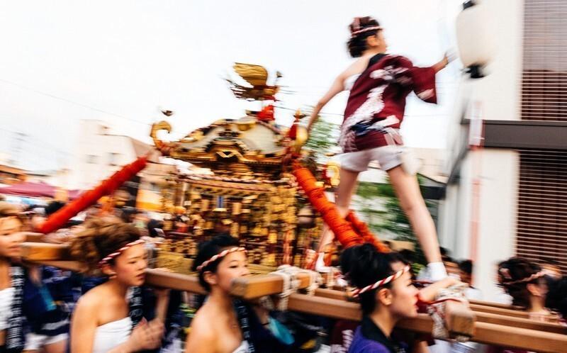 祭りを彩る「祭囃子」とは?