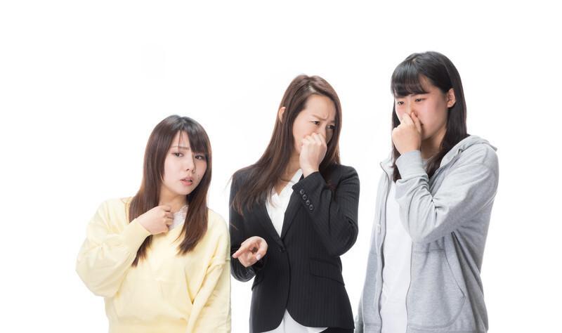 ケトン臭に限らず体臭が発生する場合は要注意!