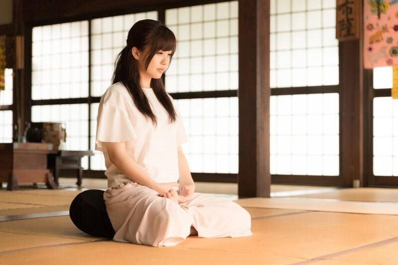 瞑想で松果体を活性化させる