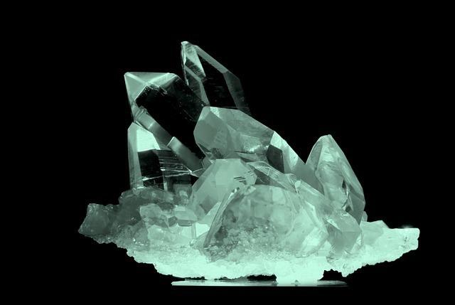 ロッククリスタル(白水晶)