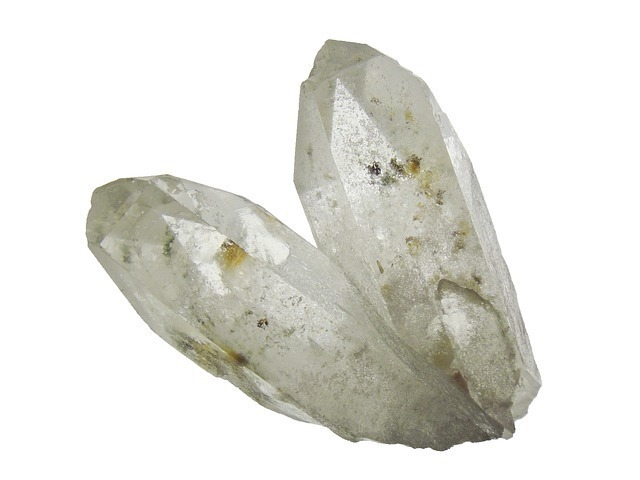 水晶とガラスの違いは?