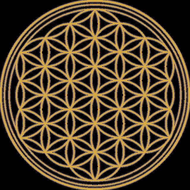 フラワーオブライフ=神聖幾何学とは?