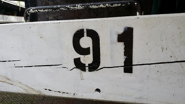 【91】をよく見かけるとき