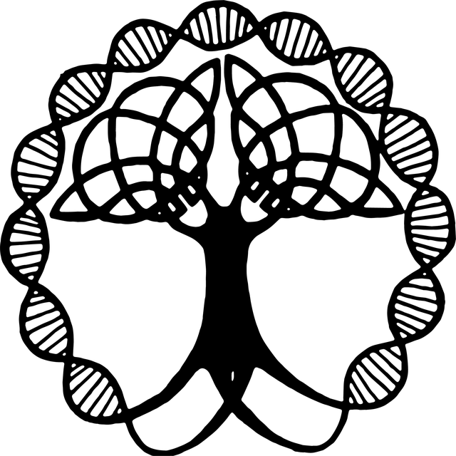 生命の樹「セフィロト」の対極に位置する