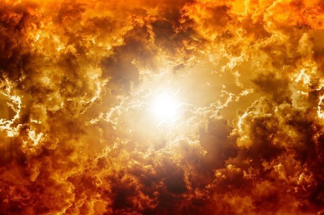 太陽嵐によって引き起こされる損害