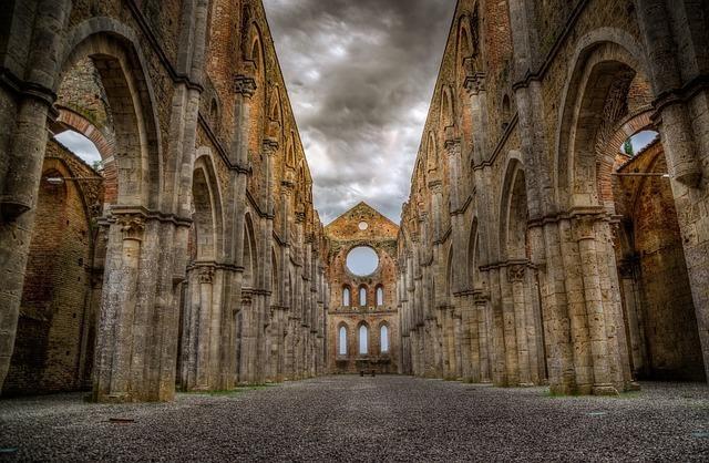 中世の建築