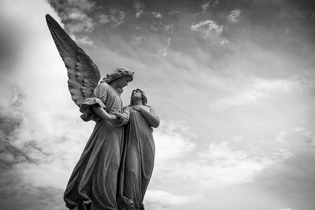 天使からのメッセージを受け取る