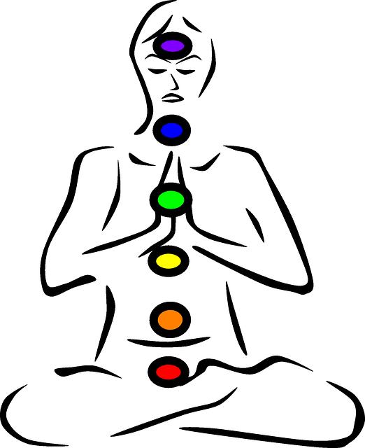 7つのチャクラの特徴、意味、働き