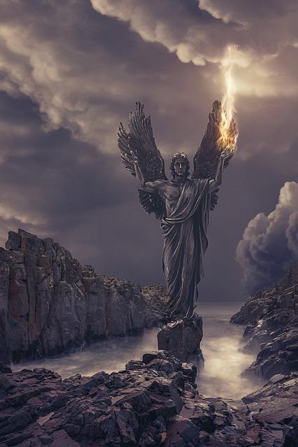 大天使ミカエルに頼む