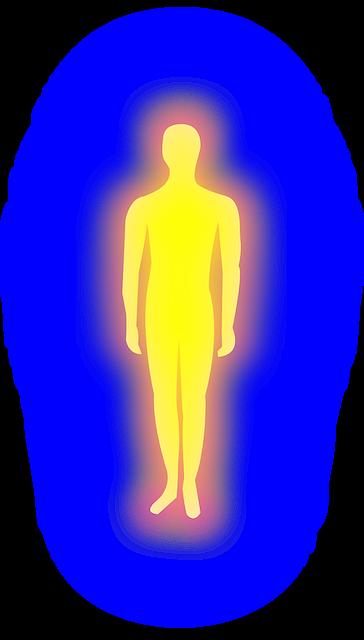 人間の7つの霊的質量
