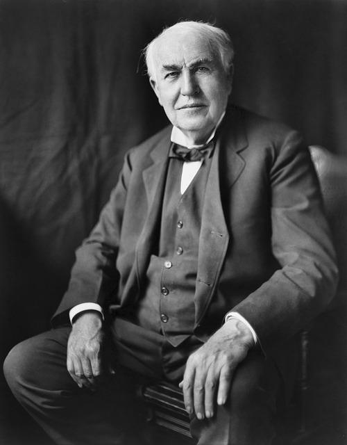 ニコラ・テスラのライバルであった「トーマス・エジソン」