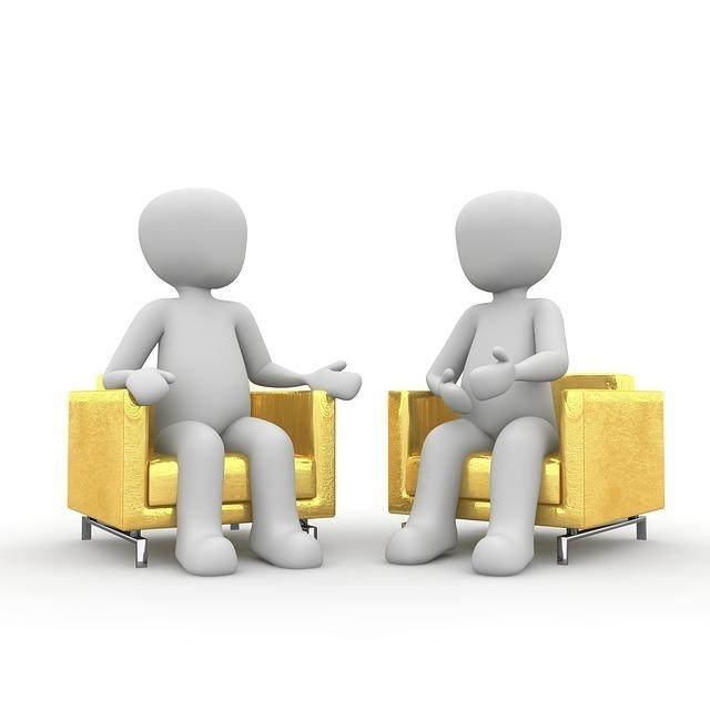 相手の相談に真摯に対応できる人