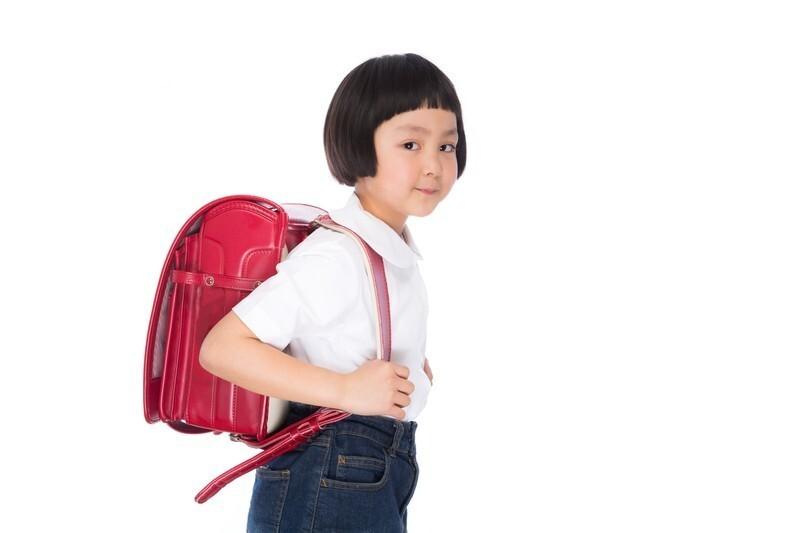 「新一年生がランドセルからうと、ばり可愛いたい。」