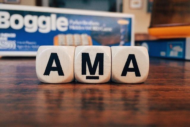 AMAの意味について