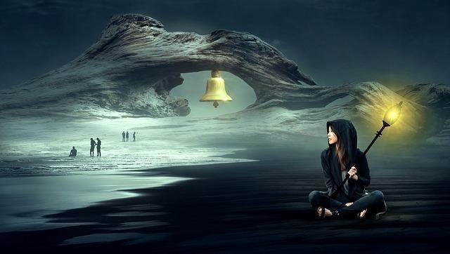 夢の中の海