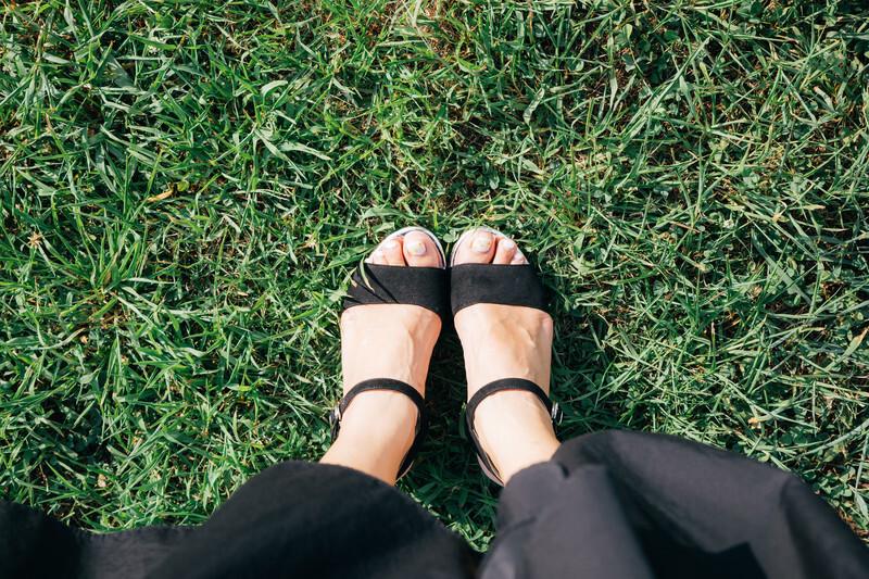 股下を正しく測って自分の足の長さを確認してみよう!