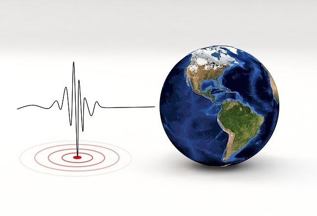 波形と地球