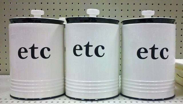 エトセトラの意味とは?