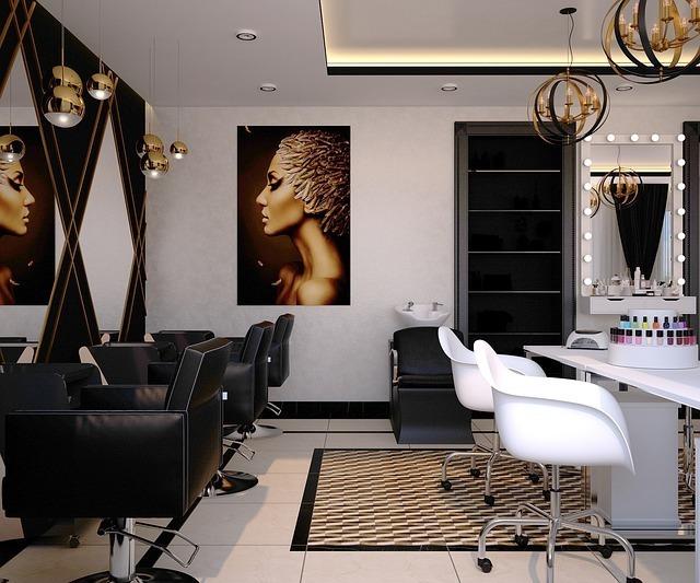 美容院で髪を切る夢