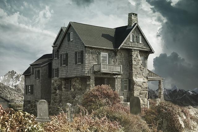 古い家、汚い家への引っ越しの夢
