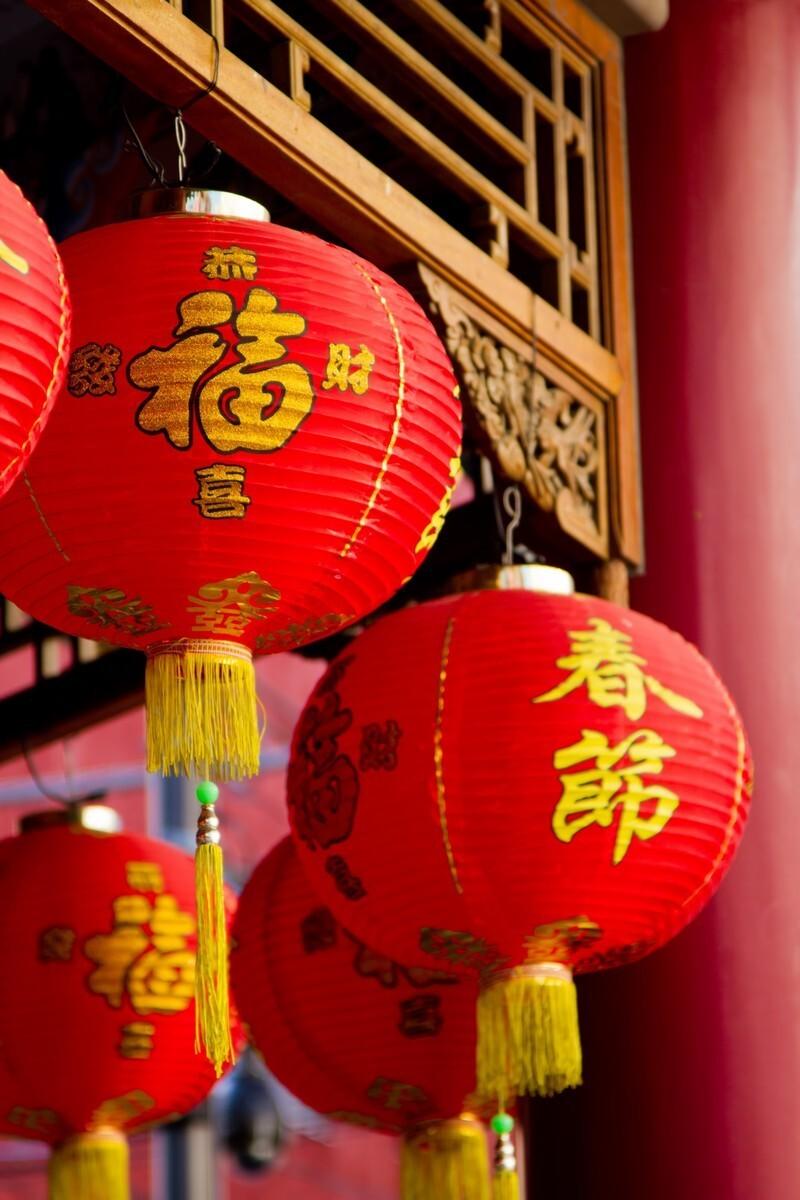 中国における旧正月