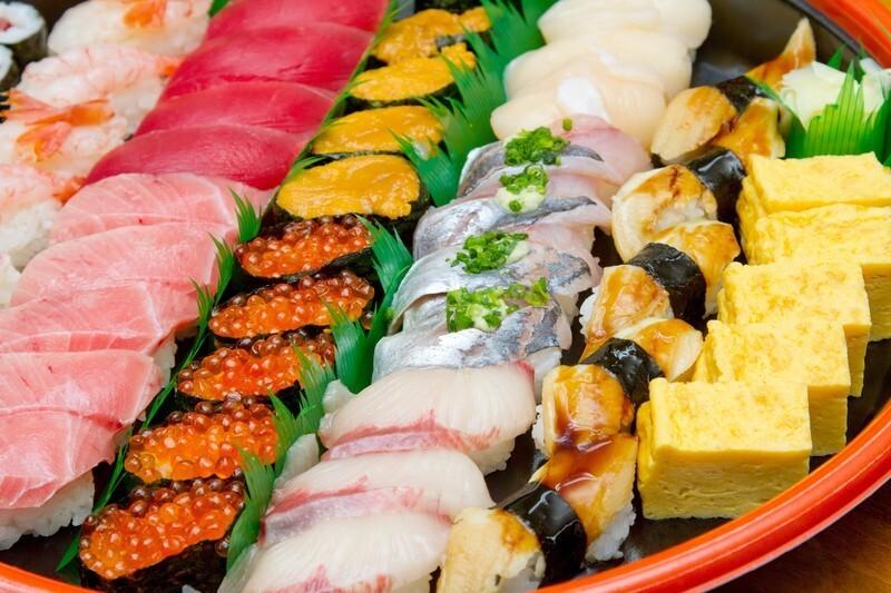 【夢占い】寿司ネタによる夢の意味