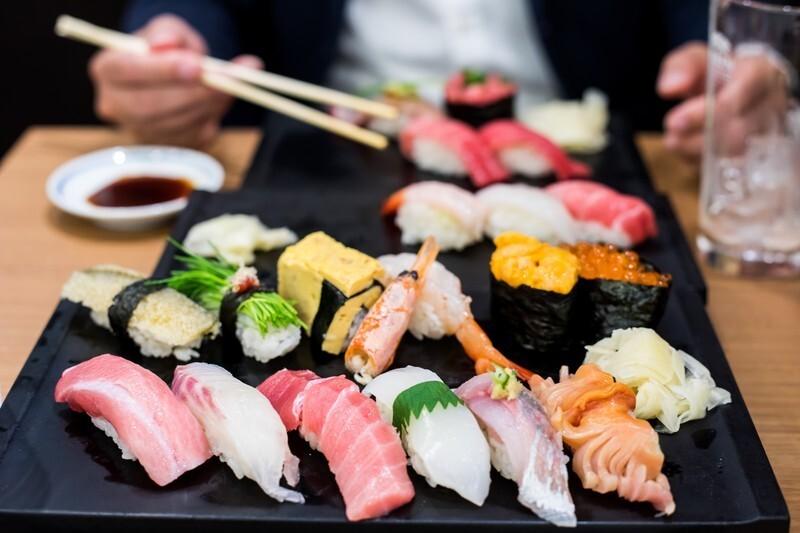 寿司の夢のまとめ