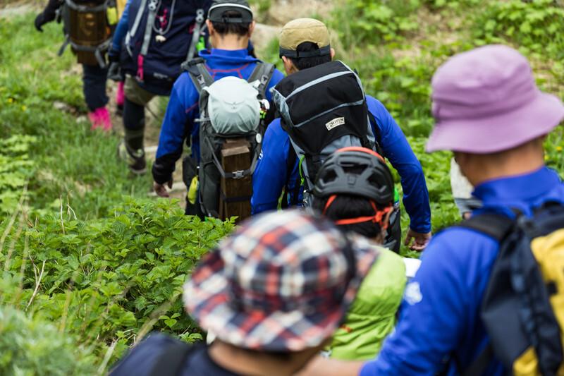 富士山から下山する・くだる夢