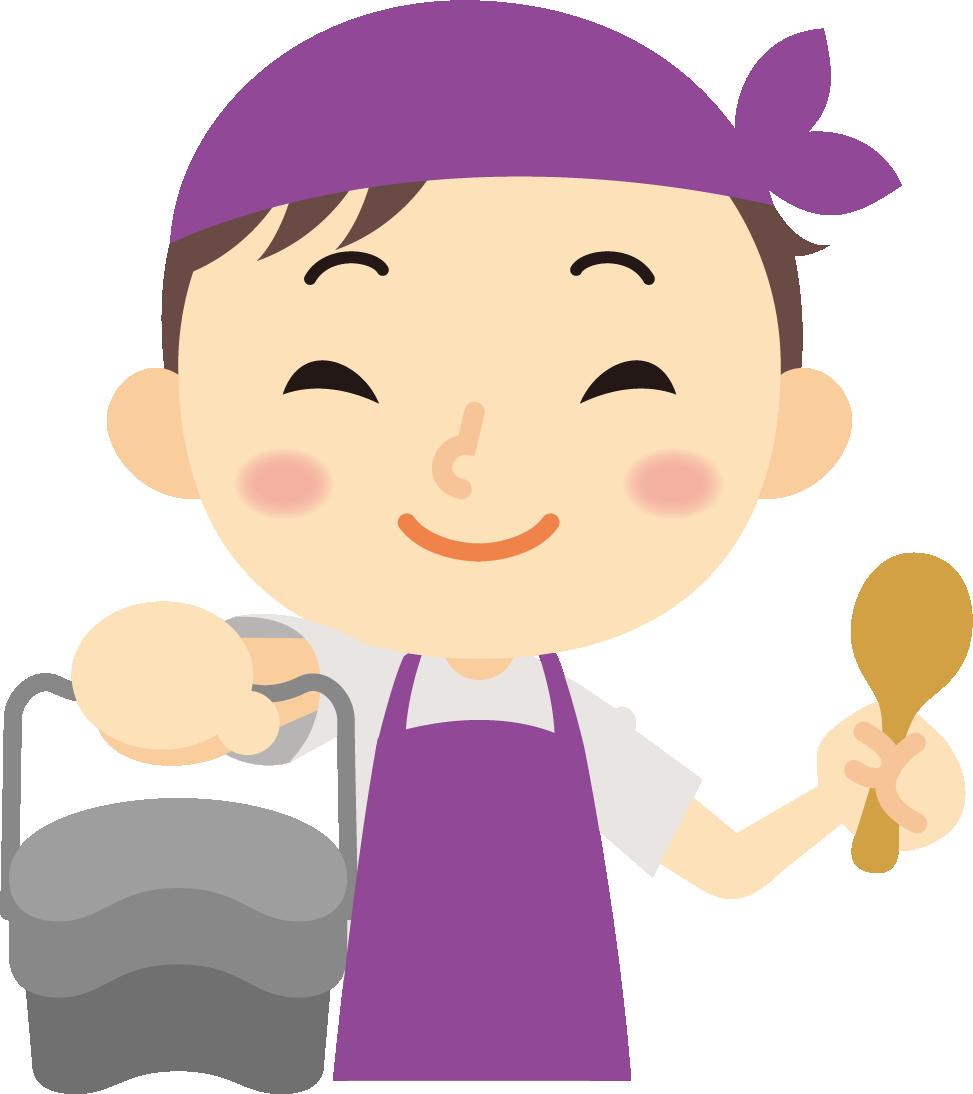 飯盒炊爨の使い方・用例