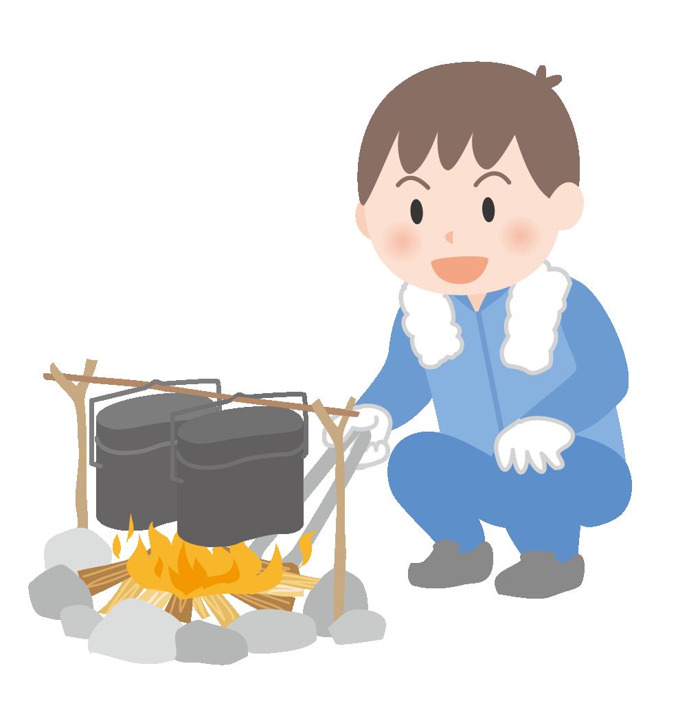 飯盒炊爨の意味のまとめ