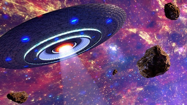 UFOの夢の基本的な意味を診断