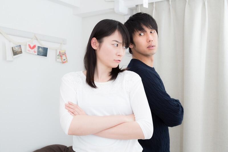 【夢占い】好きな人(恋人、パートナー)と喧嘩する夢