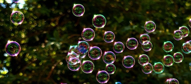 泡沫の由来