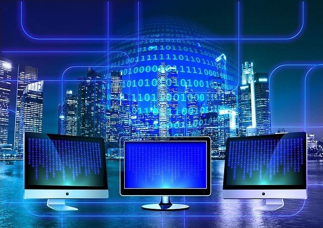 PCとネット