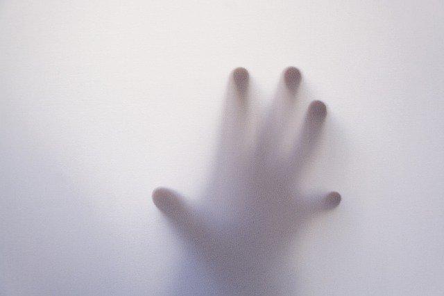 お化けの手