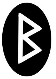 ルーン文字ベオークの意味