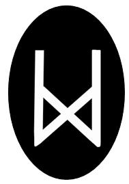 ルーン文字マンの逆位置
