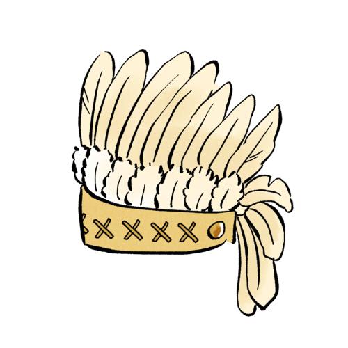 金のインディアン座