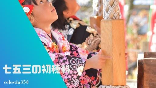七五三の初穂料(お金)ののし袋の書き方をご紹介!【表書き/玉串/兄弟の場合】