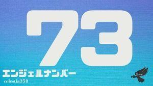 【73】のエンジェルナンバーの意味は「アセンデッドマスターたちがあなたの道が正しいことを保証しています。必要な時は力を借りましょう」