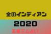 【五星三心】金のインディアンの2020年の運勢