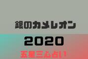 【2020年】銀のカメレオンの年運・月運を五星三心占いで徹底解説