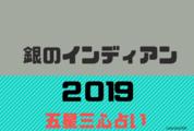 【五星三心占い】2019年銀のインディアンの運勢