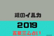 【五星三心占い】2019年銀のイルカの運勢